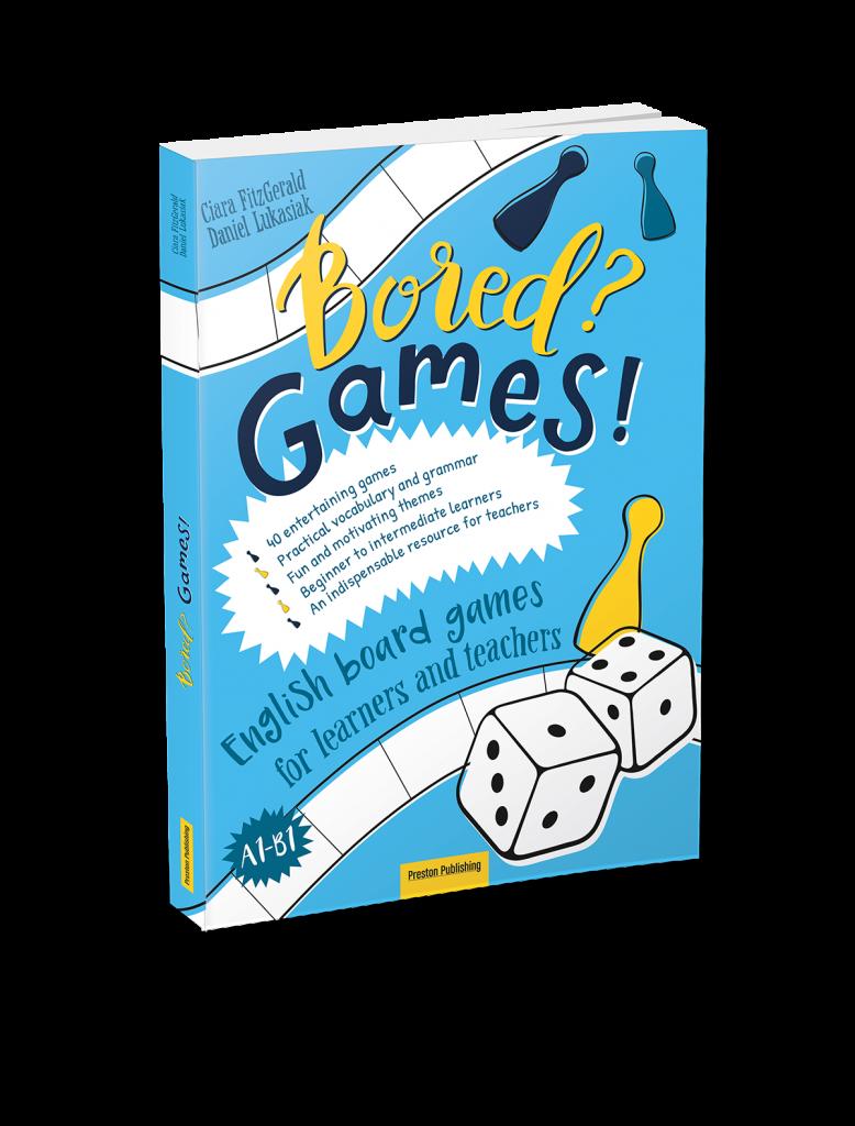 Bored? Games! Juegos en Inglés